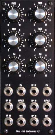 CGS Steiner Synthacon VCF panel