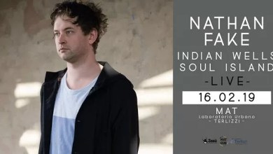 "Photo of [Music Live] RETROSPECTIVE #2 w/Nathan Fake, Indian Wells, Soul Island @ ""MAT Laboratorio Urbano"" Terlizzi (BA) – 16 febbraio 2019"