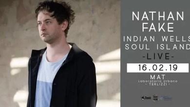 "Photo of [Music Live] RETROSPECTIVE #2 w/Nathan Fake, Indian Wells, Soul Island @ ""MAT Laboratorio Urbano"" Terlizzi (BA) – 16 febbraio 2019"