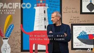 """Photo of [Music Live] PACIFICO """"Bastasse il cielo Tour"""" @ """"Officina degli Esordi"""" Bari – 17 maggio 2019"""