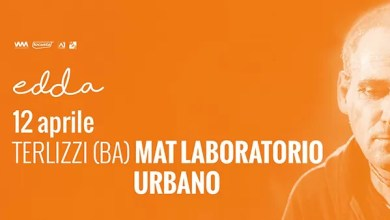 "Photo of [Music Live] EDDA live @ ""Mat Laboratorio Urbano"" Terlizzi (BA) – 12 aprile 2019"