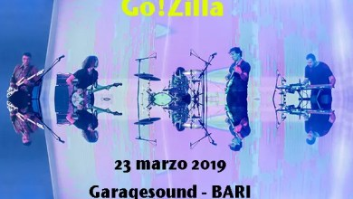 "Photo of [Music Live] Go!Zilla in concerto @ ""Garage Sound""  Bari – 23 marzo 2019"