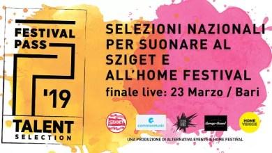 """Photo of [Speciale SZIGET Italia ] FESTIVAL PASS 2019: Selezioni nazionali per suonare al SZIGET e all'Home Festival @ """"Garagesound"""" Bari – 23 marzo 2019"""