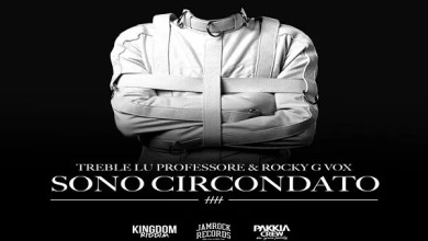 "Photo of [Nuovo Singolo&Video] Fuori il nuovo video ""Sono Circondato""  di TREBLE LU ProFeSSORE ft ROCKY [Kingdom Riddim]"