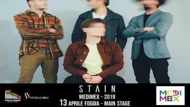 Photo of [Music Live] I pugliesi STAIN tra i guest che apriranno il live di BRYAN FERRY al Medimex di Foggia @ 13 aprile 2019