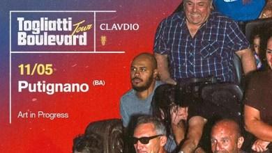 """Photo of [Music Live] CLAVDIO in concerto @ """"Art in Progress"""" Putignano (Ba) – 11 maggio 2019"""
