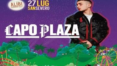 """Photo of [Alibi Summer Fest '19] Il secondo headliner è CAPO PLAZA, il """"re della trap"""" il 27 luglio a San Severo"""