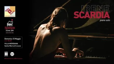 """Photo of [Music Live] Concerto in piano solo di IRENE SCARDIA @ """"Villa La Meridiana"""" Santa Maria di Leuca (LE) – 12 maggio 2019"""