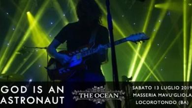 """Photo of [Live Music] GOD IS A ASTRONAUT + THE OCEAN COLLECTIVE  Live @ """"Masseria Mavù"""" Locorotondo (BA) – 13 luglio 2019"""