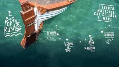 """Photo of [Music Tour] """"Porto Rubino"""": il tour speciale di RENZO RUBINO che celebra il mare con il tour. Da oggi online il suo nuovo singolo !"""