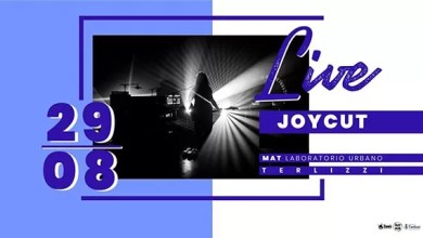 "Photo of [Music Live] JOYCUT live @ ""MAT"" Terlizzi (BA) – 29 agosto 2019"