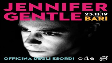 "Photo of [Music Live] Annunciate le prime 12 date del nuovo Tour dei JENNIFER GENTLE @""Officina Degli Esordi""  Bari  – 23 novembre 2019"