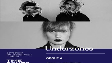 "Photo of [Music Live] TIME ZONES – Underzones GROUP A + CAMILLA SPARKSSS @ ""MAT"" Terlizzi – 5 ottobre 2019"