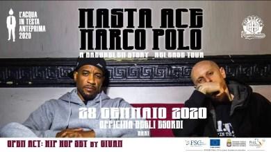 """Photo of [Music Live] MASTA ACE & MARCO POLO il 28 gennaio a Bari per la loro unica data al Sud Italia: un'anteprima de """"L'Acqua in Testa music festival"""""""
