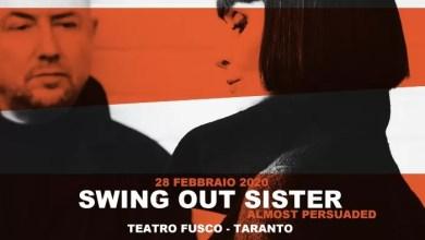"""Photo of [Music Live] SWING OUT SISTER """"Almost Persuaded"""" (Esclusiva Nazionale) @ """"Teatro Fusco"""" Taranto 28 febbraio 2020"""