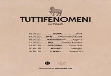"""Photo of [Music Live] TUTTI FENOMENI esce oggi FUNEBRE"""" l'atteso primo album. Il 13 marzo passa dalla Puglia, all'Officina degli Esordi, il suo Tour nei club"""
