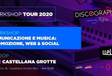 Photo of [WorkShop] COMUNICAZIONE E MUSICA: promozione, web & social @ Castellana Grotte – 23 febbraio 2020