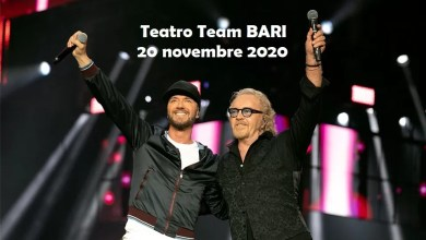 "Photo of [EVENTO RIMANDATO] RAF-TOZZI riprogrammato in autunno @ ""Teatro Team"" BARI 20 novembre 2020"