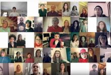 """Photo of Nord, Centro e Sud d'Italia si uniscono e lanciano il videoclip del loro canto di speranza """"Attenti al lupo"""". Diretti dal Maestro pugliese DARIO DEE e con i """"Barletta Voice of Freedom""""."""
