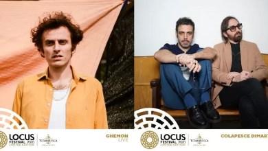 Photo of Ghemon e Colapesce Dimartino: altri due live italiani di qualità in esclusiva pugliese per il Locus festival 2020 Limited Edition, ad agosto a Locorotondo !