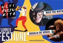 "Photo of MULTICULTURITA SUMMER FEST 2020: Nick The Nightfly Quintet ""Nice One"" e Rosalia de Souza feat. Raffaele Casarano @ Capurso (BA) 24-25 luglio 2020"