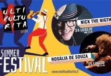 "Photo of MULTICULTURITA SUMMER FEST 2020: Nick The Nightfly Quintet ""Nice One"" e Rosalia de Souza feat. Raffaele Casarano @ Capurso (BA) 24-25 luglio 2020"