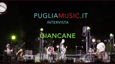 "Photo of GIANCANE: Intervista  e Live show all' ""Under Time Zones"" di BARI"