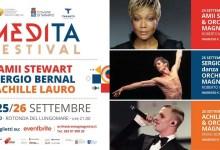 """Photo of """"MEDIDA FESTIVAL"""" Orchestra della Magna Grecia con AMII STEAWART, SERGIO BERNAL e ACHILLE LAURO @ Taranto 24,24,26, settembre 2020"""