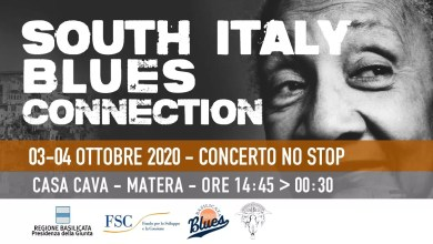 "Photo of ""South Italy Blues Connection"" VII edizione speciale @ MATERA 3,4 ottobre 2020"