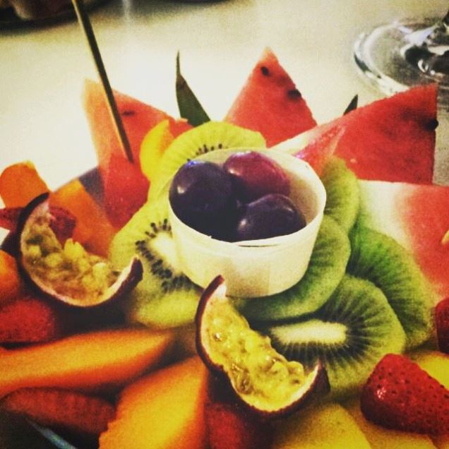 EVO Fresh fruit