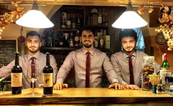 The guys at Giudamino