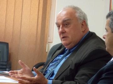 *Paolo Cotta-Ramusino (Italy), Secretary General