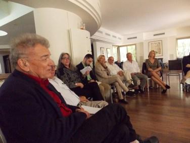 Participants at the Herzliya workshop