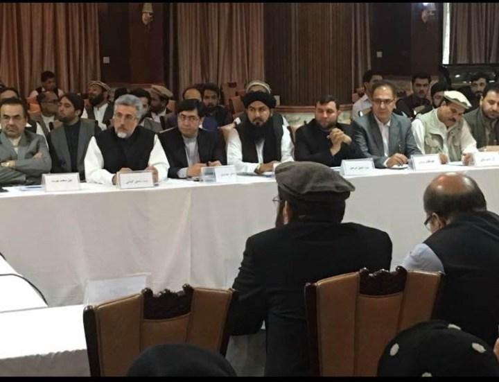 Peace Jirga, June 2016