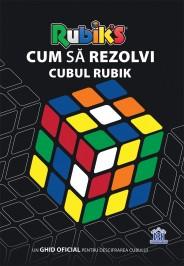 cubul rubik carte copii
