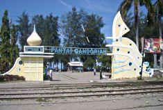 Gandoriah Beach, Tujuan Wisata Kota Pariaman