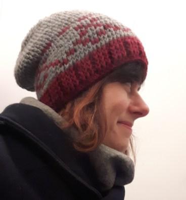 Kinga w czapce Pukapuka