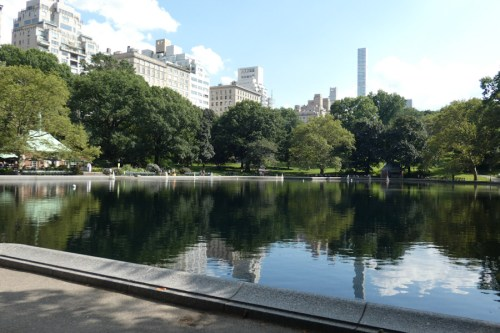 Central Park - Conservatory Water