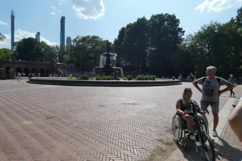 Central Park - Bethesda Fountain
