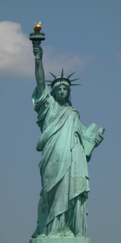 Statue pf Liberty