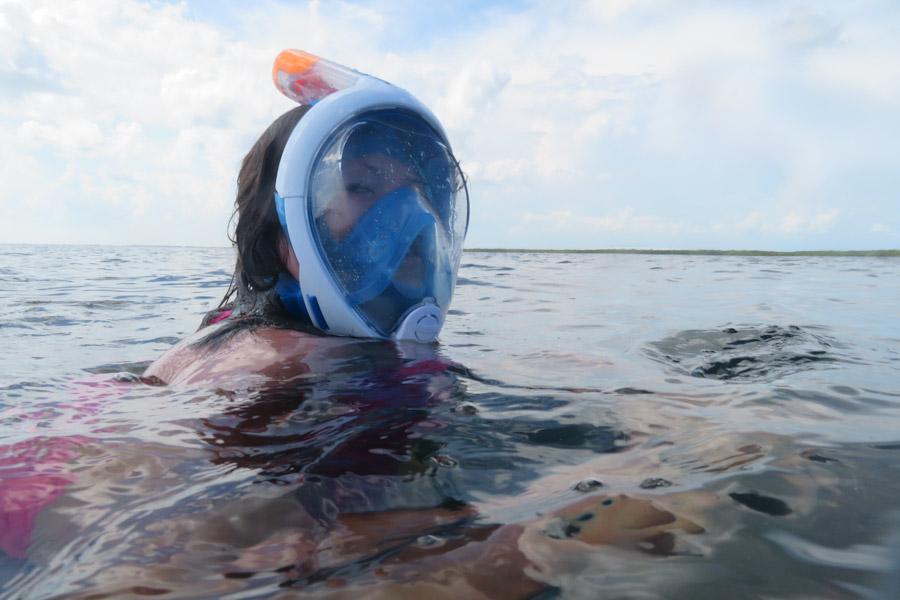 Snorkelen Key Largo - Laura