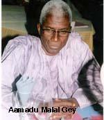Aamadu Malal Gey