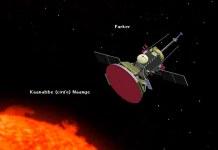 Ɓeeynirka naange Parker Solar Probe