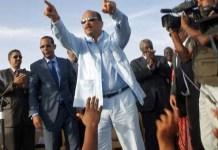 Muhammed wul Abdel Ajiiju hooreejo leydi Muritani