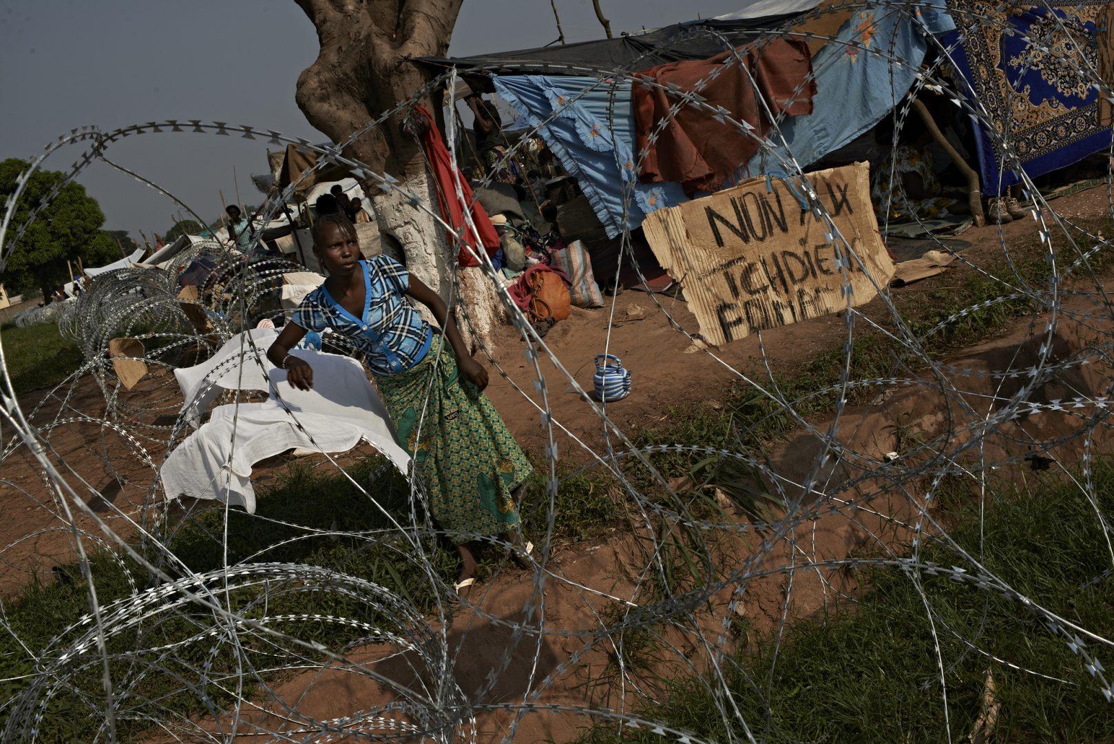 UE wysyła wojska doRepubliki Środkowoafrykańskiej