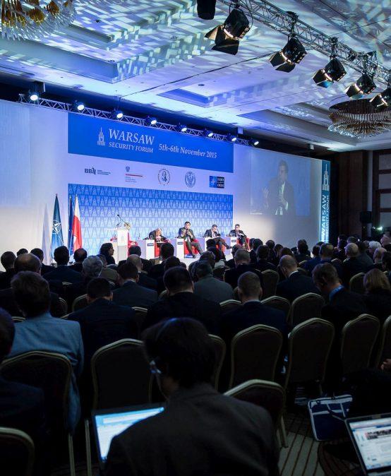 Wyższy poziom debaty obezpieczeństwie – podsumowanie Warsaw Security Forum 2015