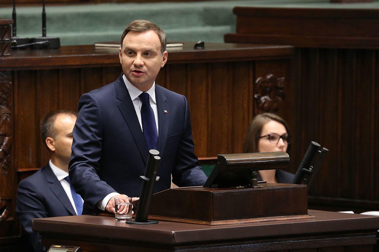 Komentarz Łukasza Polinceusza dla PR24 opostawie prezydenta wobec Trybunału Konstytucyjnego