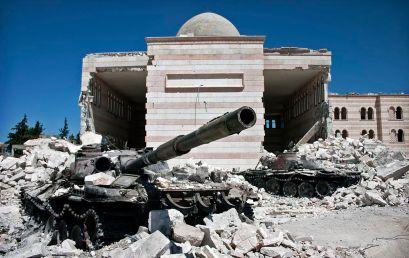 Proces pokojowy wSyrii – szansa nazakończenie konfliktu?