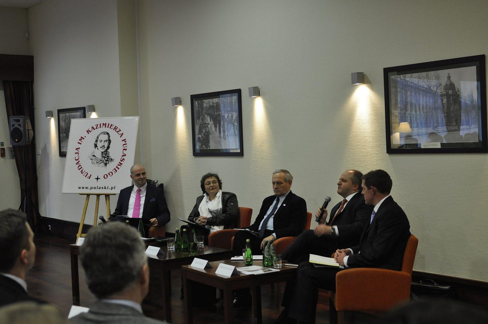 Debata FKP natemat priorytetów polskiej polityki zagranicznej