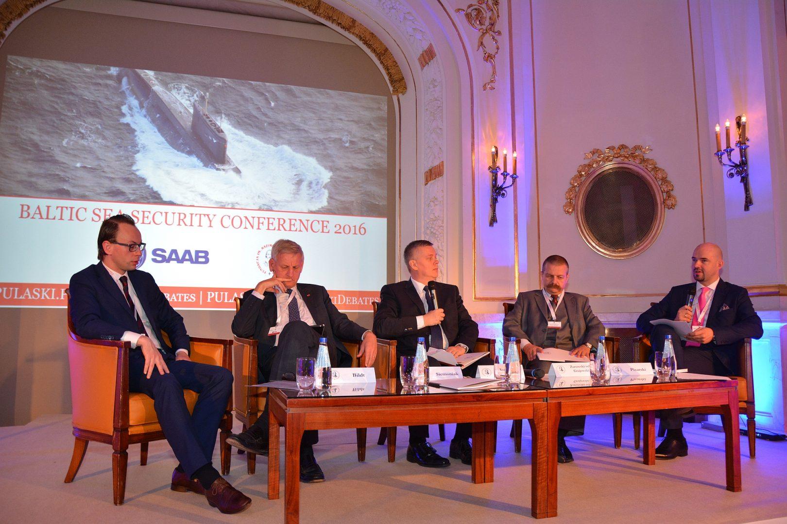 """""""Głębia, masowość irozpoznanie"""" – wnioski zBaltic Sea Security Conference 2016"""
